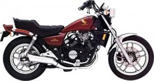 Honda VF500C VF500 VF 500C Magna V30 Manual