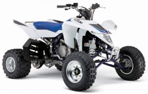 Suzuki QuadRacer LTR450 LTR450 450R Manual