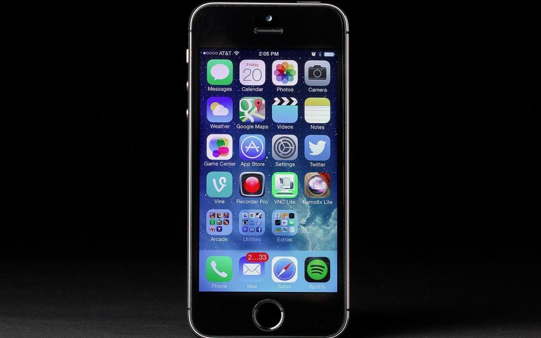 Display iPhone 5s