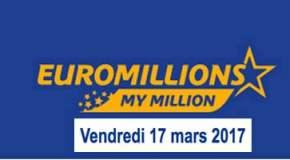 🔥Résultat Euromillions et My Million (FDJ) du Mardi 21 Mars 2017