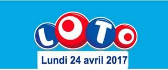 Résultat loto 24 avril 2017