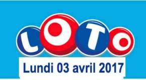 🔥Résultat Loto (FDJ) tirage du Lundi 3 avril 2017