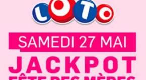 Résultat LOTO (FDJ) tirage du Samedi 27 Mai 2017 Jackpot fête des mères