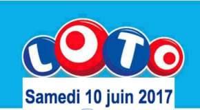 Résultat Loto (FDJ) tirage du Samedi 10 juin 2017