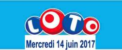résultat loto 14 juin 2017