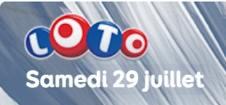 résultat loto 29 juillet 2017