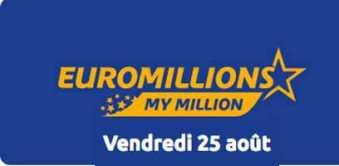 résultat euromillions 25 aout 2017