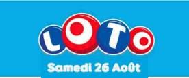 résultat loto 26 aout 2017