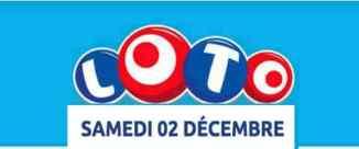 résultat loto 2 decembre 2017