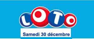 résultat loto 30 décembre 2017