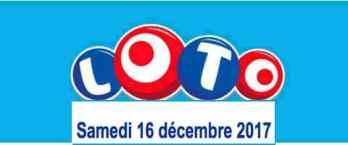 résultat loto 16 décembre 2017