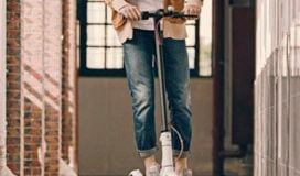 Trottinette électrique Xiaomi M365 prix pas cher en promotion chez Gearbest