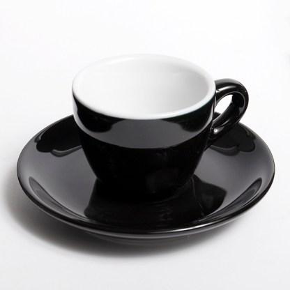 Taza de porcelana para café
