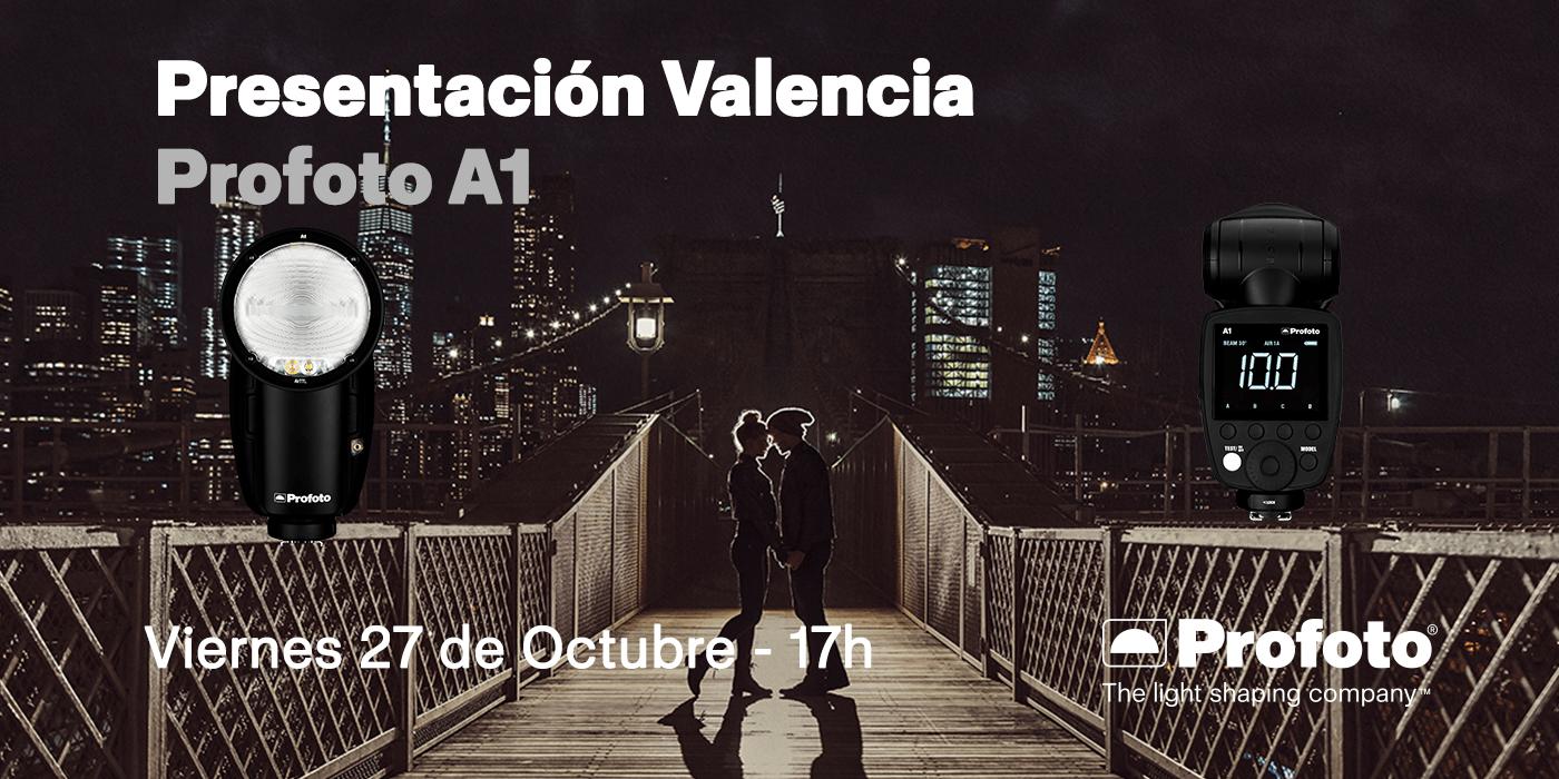 Presentación Valencia Profoto A1