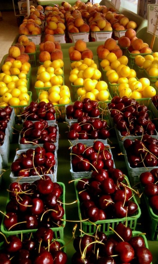 Market fruit