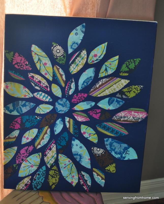 final leaf canvas
