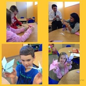 origami lessons