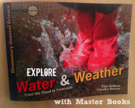 Water and Weather Master Books