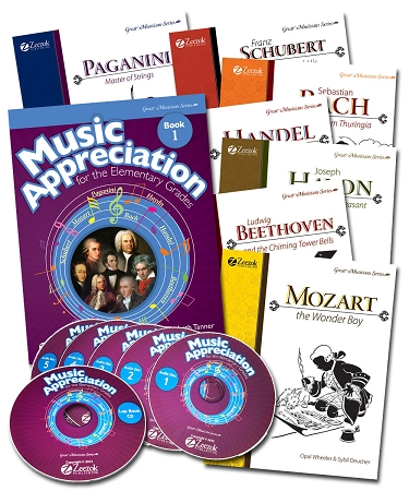 Win a Zeezok Music Appreciation Collection