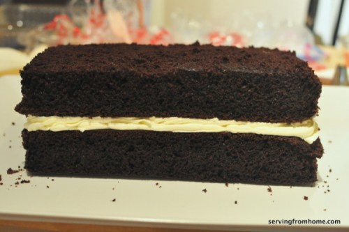 chocolate layers