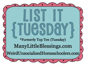 List_it_Tuesday