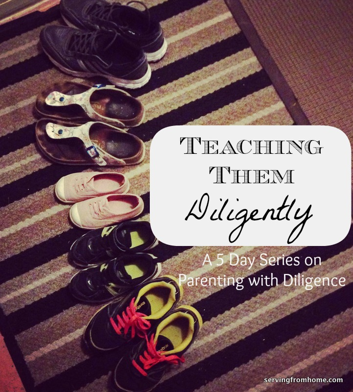 Teaching Them Diligently