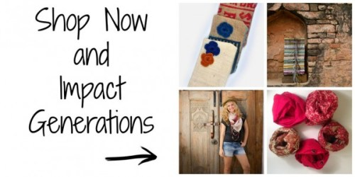 Work of Worth Shop Now Impact Generations