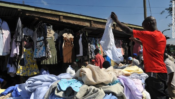 What really happens to your donated clothing