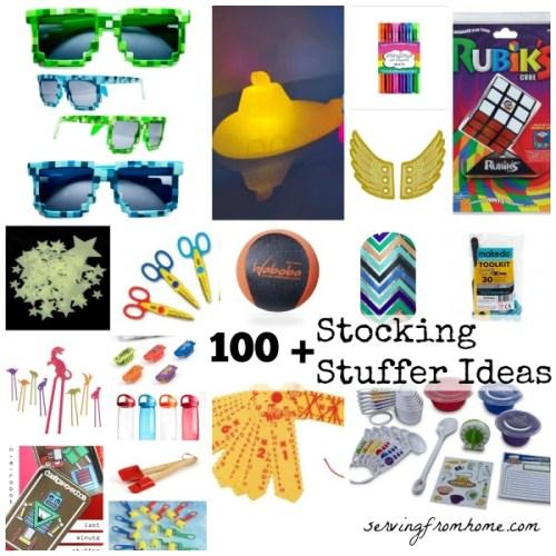100+ Stocking Stuffer Ideas