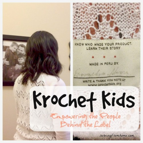 Crochet Kids Empowering the People Behind the Label