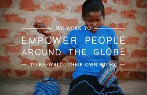 Krochet Kids empower people