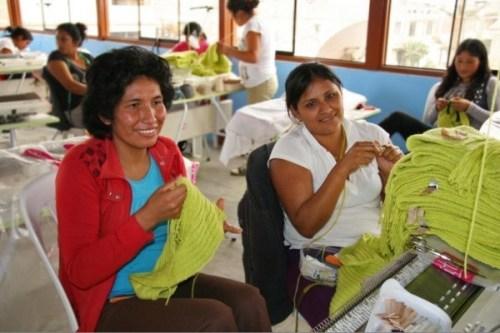 Krochet Kids faces Peru