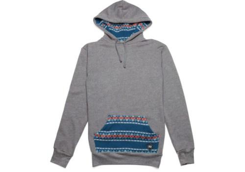 Krochet Kids pocket hoodie
