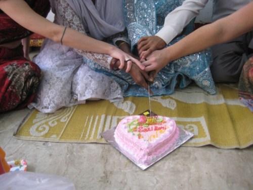 Sari Bari freedom birthday