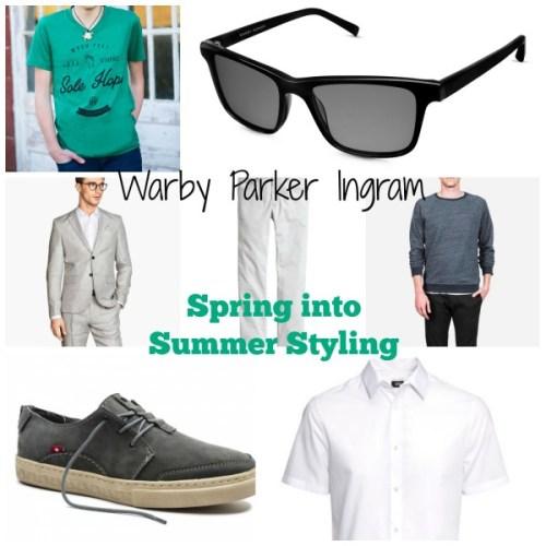 Warby Parker Ingram Spring into Summer