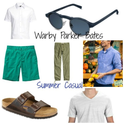Warby Parker Bates Pacific Summer Casual