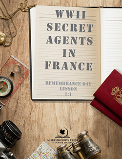 wwii secret agents in france