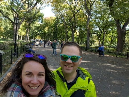 Central Park NYC 2015