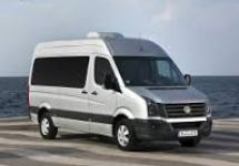 vw crafter servisi