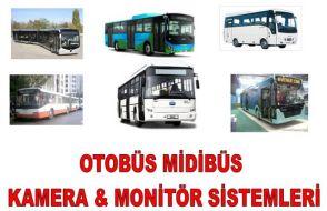 otobus-minibüs kamera sistemleri