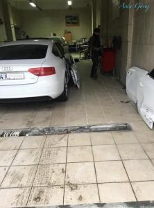 Audi kaporta boya ikitelli