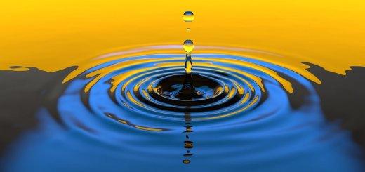 kaplje voda iz klime