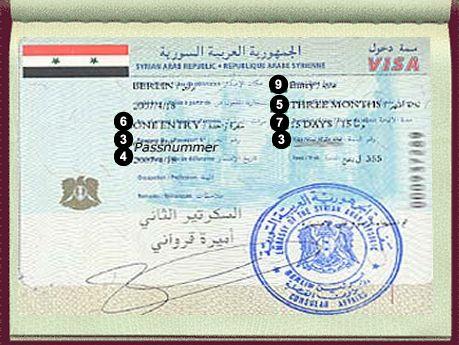 Visa Views Visa Performance Profile Servisum