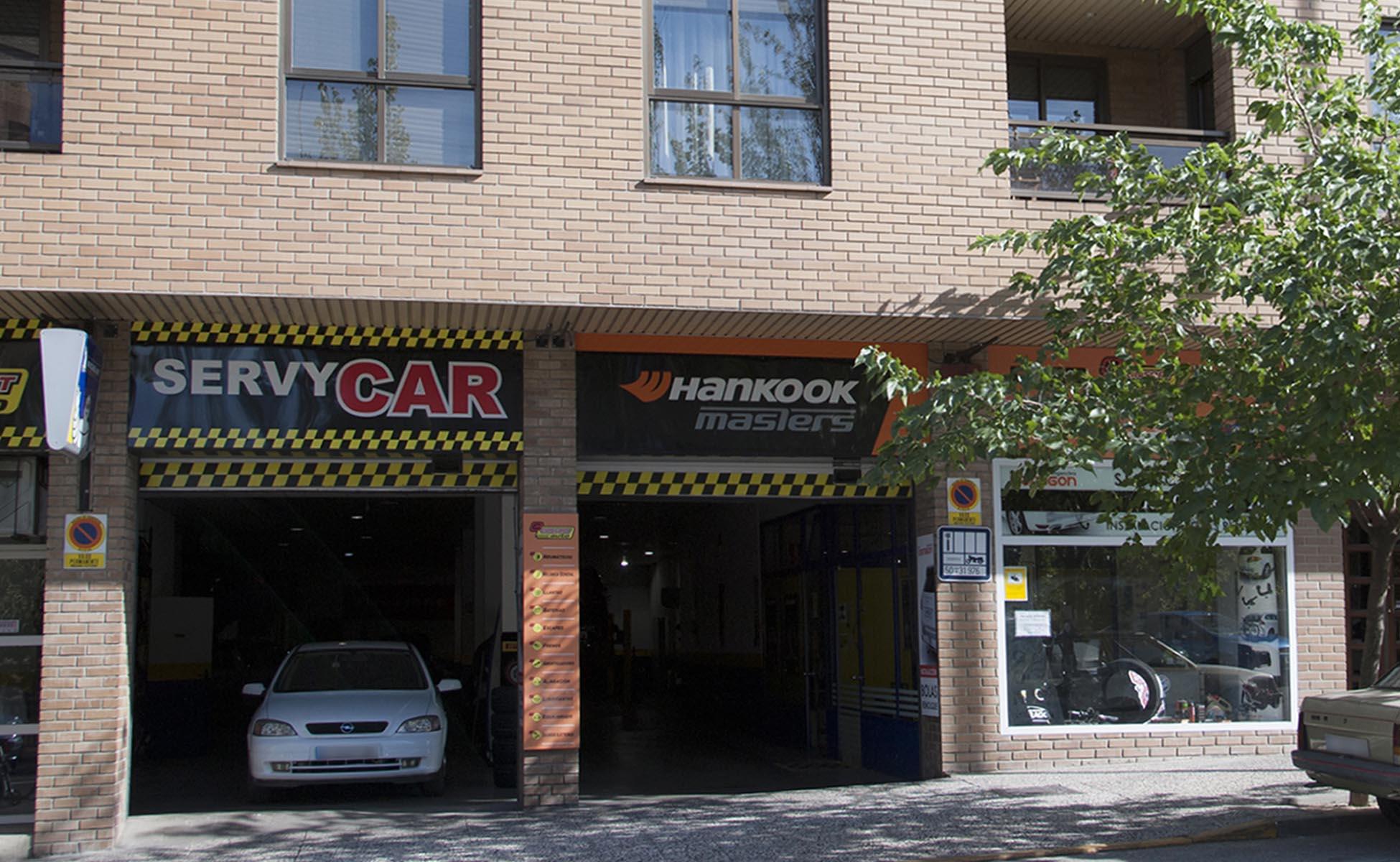 ServyCar Tu Taller mecanico automovil multimarca zaragoza centro Sl01 In01 Estamos En El Centro De Zaragoza calle diputados 3 5 - Muy cerca de ti