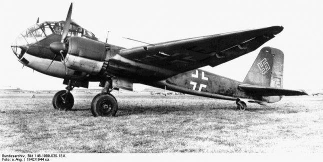 Junkers samolot serwis