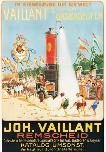 Vaillant dostawca systemów grzewczych