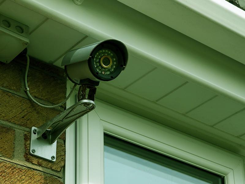 Afbeeldingsresultaat voor bescherming hekken camera