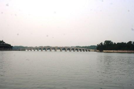 Jembatan di Summer Palace