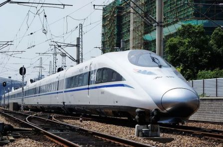 KA High Speed from Shanghai