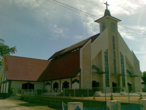 Gereja Katolik Waingapu Sumba